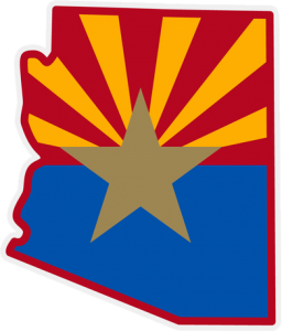arizona state emblem