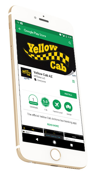 Download Yellow Cab Mobile App