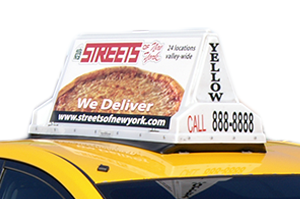 advertise with yellow cab in phoenix
